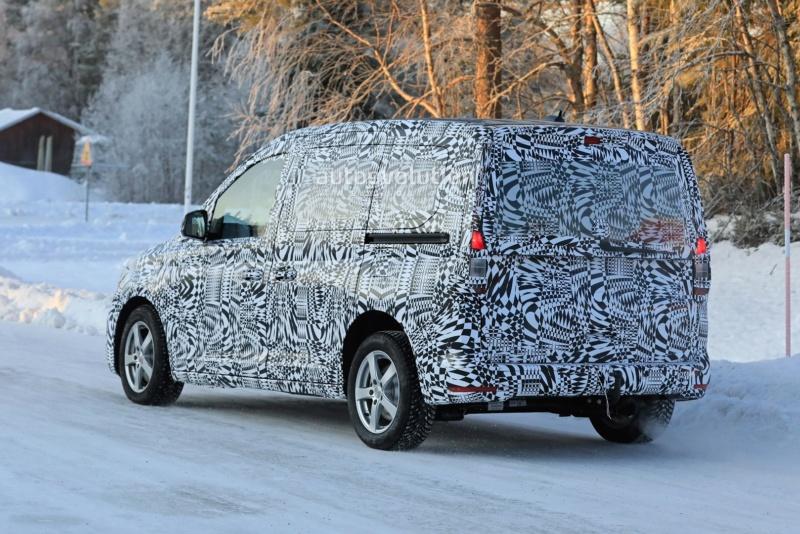 2020 - [Volkswagen] Caddy V F2d76510