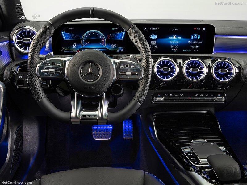 2018 - [Mercedes-Benz] Classe A Sedan - Page 6 F2da5710