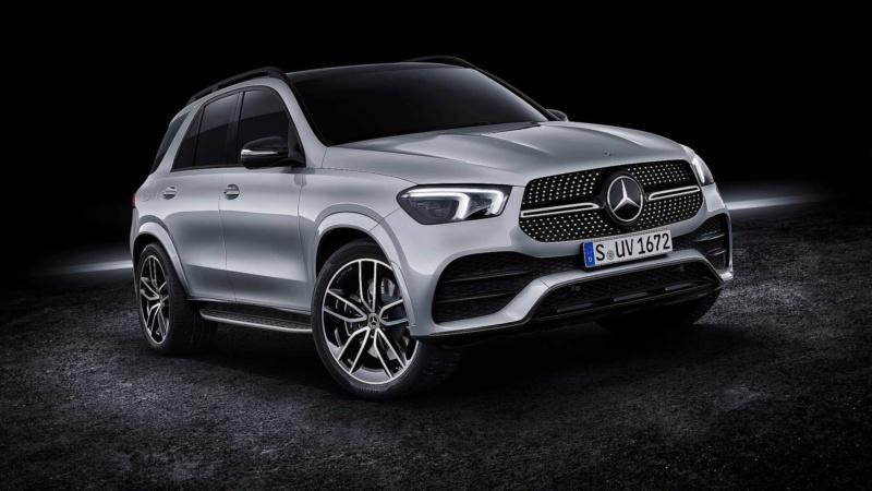2018 - [Mercedes] GLE II ( ML IV ) - Page 8 F2dd5510