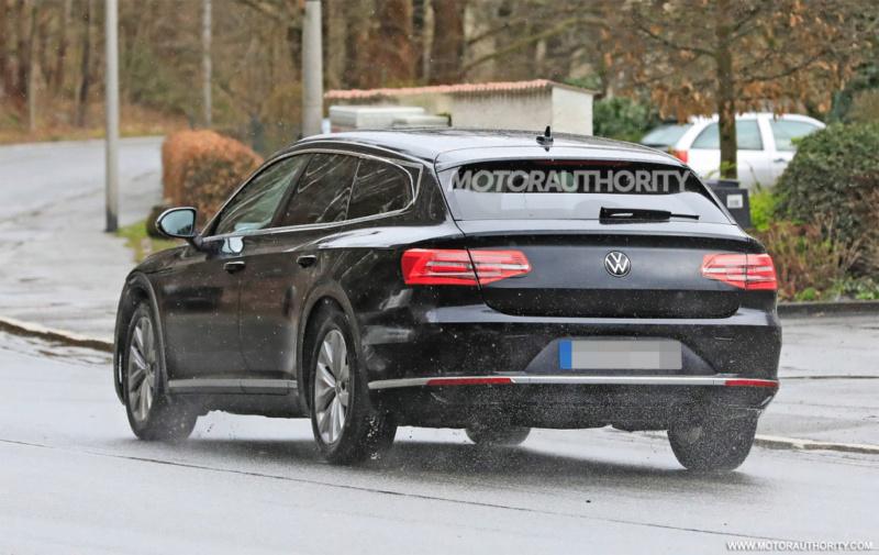 2019 - [Volkswagen] Arteon Shooting Brake - Page 3 F2ec7810