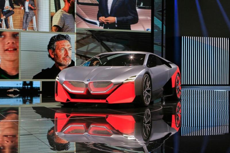 2019 - [BMW] Vision M Next Concept  - Page 2 F314