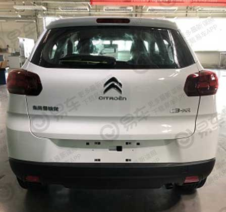 2014 - [Citroën] C3-XR (Chine) - Page 15 F32cf110