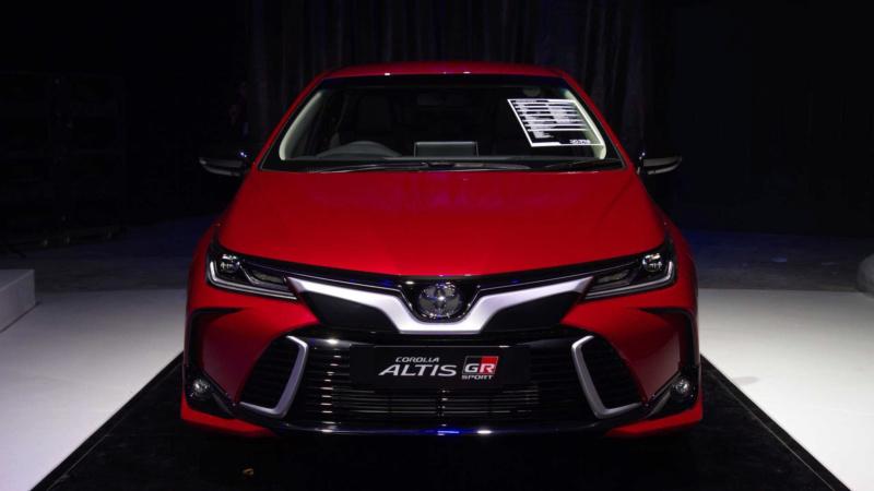 2018 - [Toyota] Corolla Sedan - Page 2 F33ff410