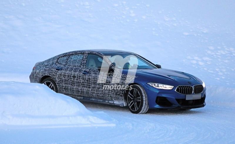 2019 - [BMW] Série 8 Gran Coupé [G16] - Page 2 F343d910