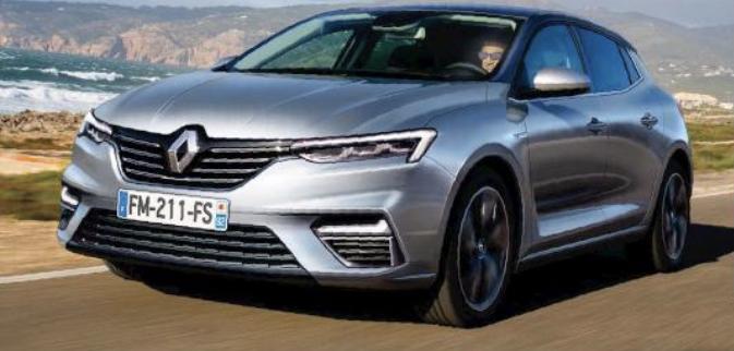 2021 - [Renault] Megane V F3457d10