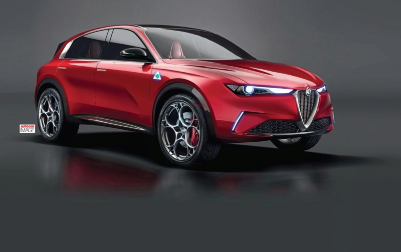 2022 Alfa Romeo Milan 8
