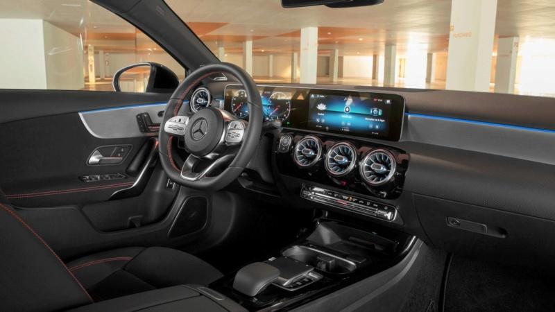 2018 - [Mercedes-Benz] Classe A Sedan - Page 5 F3f34e10