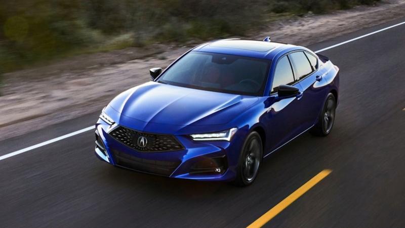 2020 - [Acura] TLX F4081410