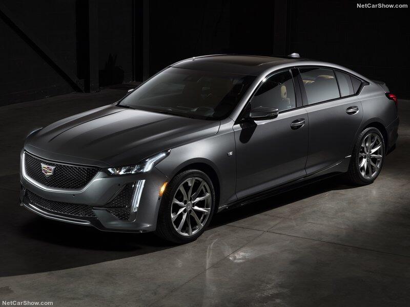2020 - [Cadillac] CT5 F4181a10