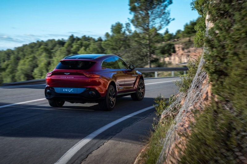 2019 - [Aston Martin] DBX - Page 5 F428be10