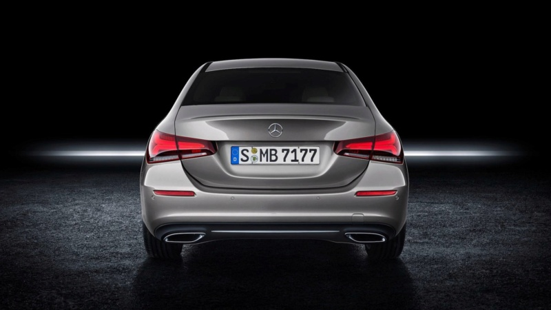 2018 - [Mercedes-Benz] Classe A Sedan - Page 5 F43dab10