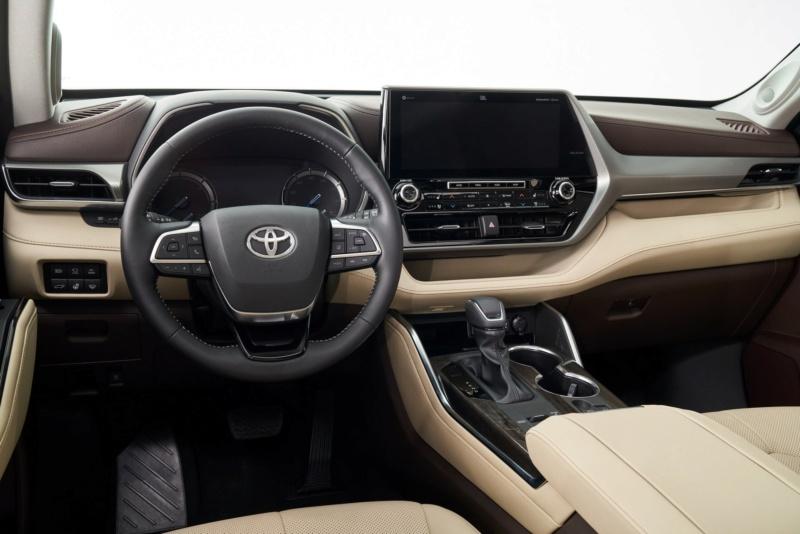 2020 - [Toyota] Highlander F48d3510