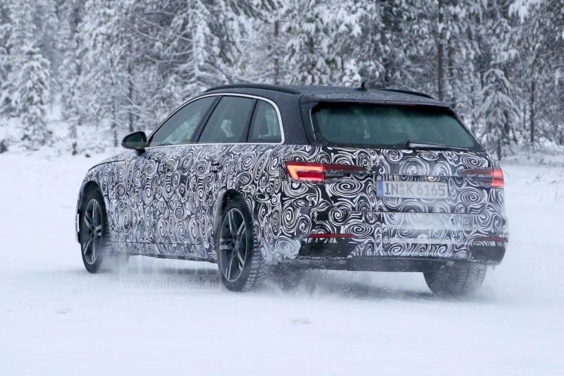 2018 - [Audi] A4 restylée  - Page 3 F4f60410