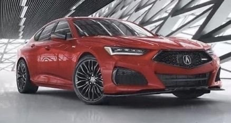 2020 - [Acura] TLX F4f9e410