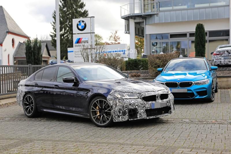 2020 - [BMW] Série 5 restylée [G30] - Page 3 F5369d10