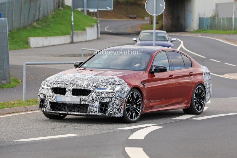 2020 - [BMW] Série 5 restylée [G30] - Page 3 F538cb10