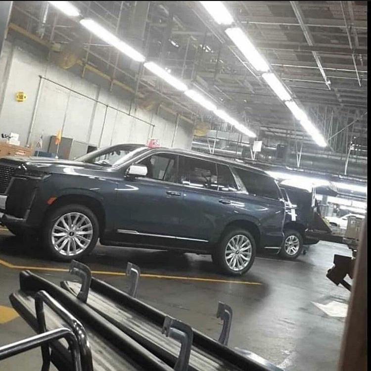 202 - [Cadillac] Escalade V F54c4310