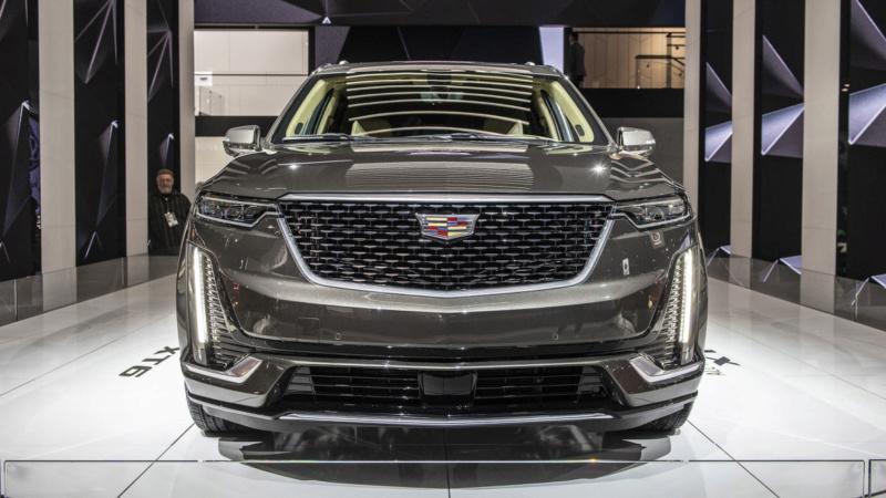 2019 - [Cadillac] XT6 F5b18410