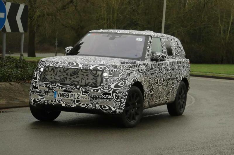 2021 - [Land Rover] Range Rover V F5bd7210
