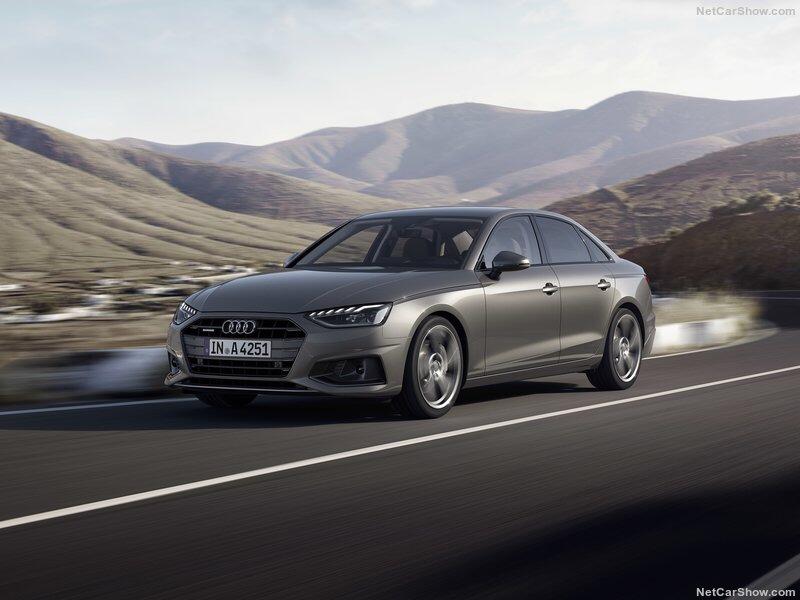 2018 - [Audi] A4 restylée  - Page 5 F5fdb410