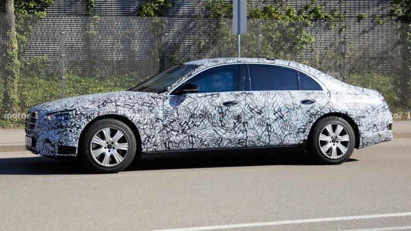 2020 - [Mercedes-Benz] Classe S - Page 8 F620c610
