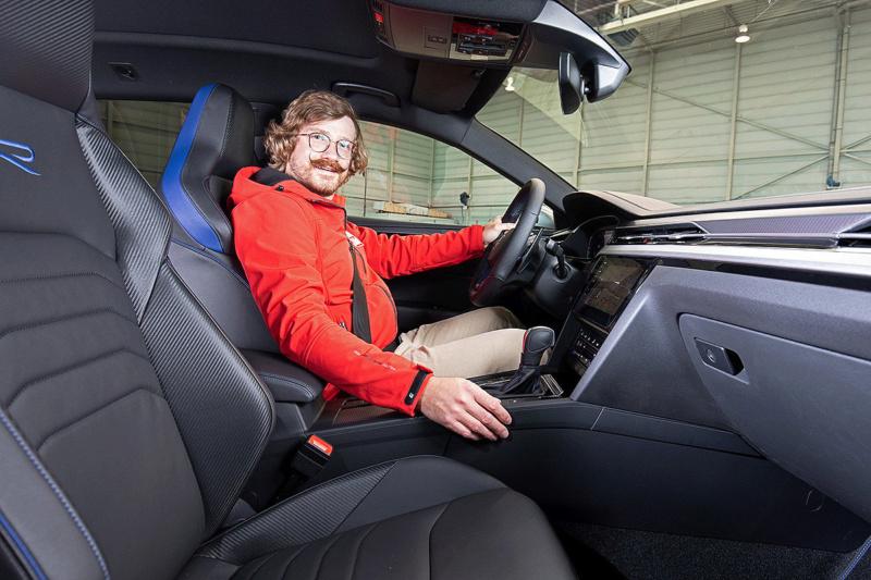 2019 - [Volkswagen] Arteon Shooting Brake - Page 5 F6355210