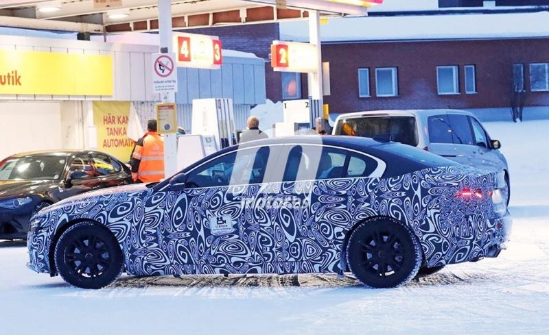 2019 - [Jaguar] XE restylée  F682b910