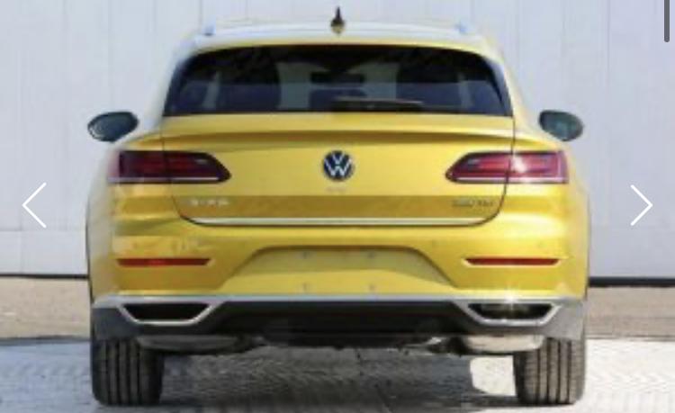 2019 - [Volkswagen] Arteon Shooting Brake - Page 4 F68c1710