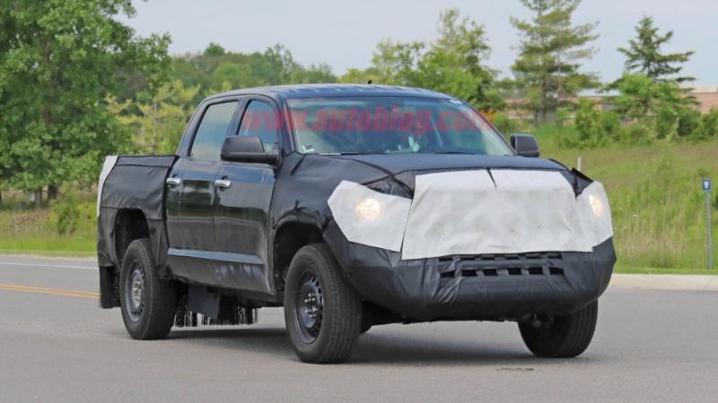 2021 - [Toyota] Tundra F6b63510