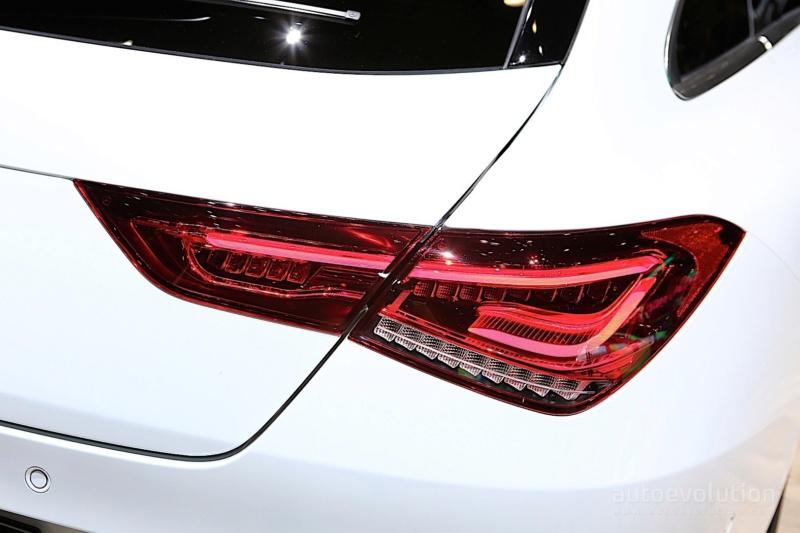 2019 - [Mercedes-Benz] CLA Shooting Brake II F6bc8e10