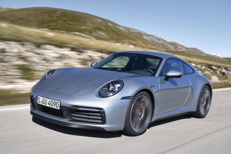 Porsche 911 (992) 2019 7