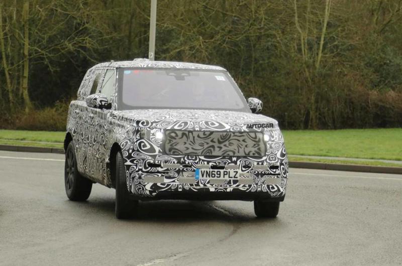 2021 - [Land Rover] Range Rover V F70e4310