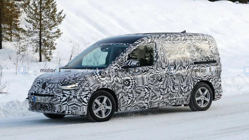 2020 - [Volkswagen] Caddy V F734b410