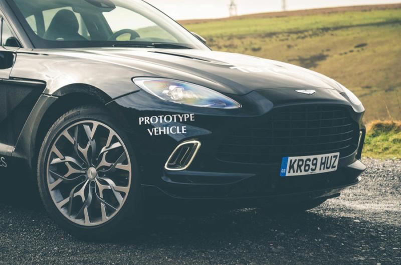 2019 - [Aston Martin] DBX - Page 9 F7827510