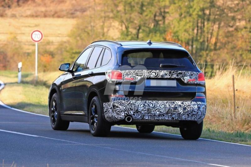 2019 - [BMW] X1 restylé [F48 LCI] F7b18610