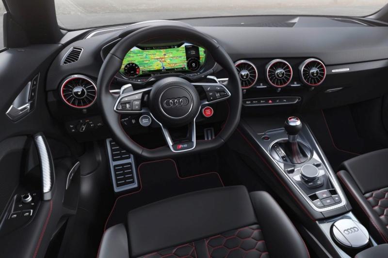 2018 - [Audi] TT III Restylé - Page 3 F7cbff10