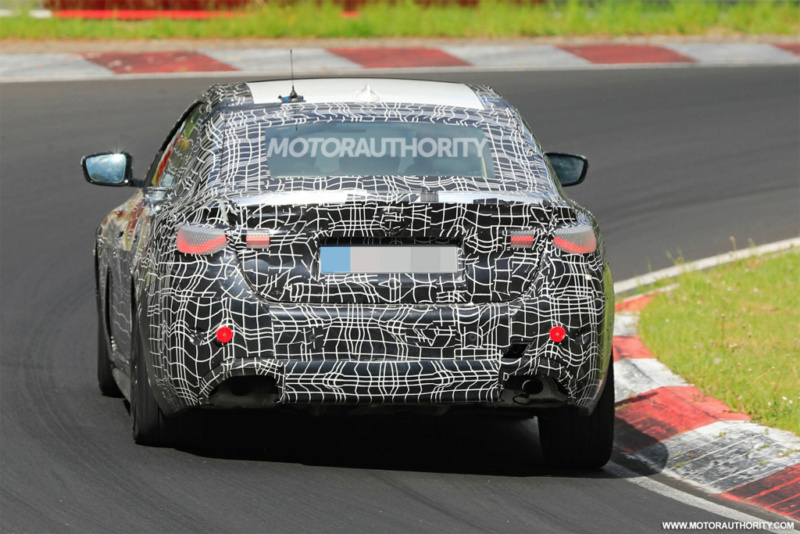 2020 - [BMW] Série 4 Gran Coupé [G26] - Page 2 F7f0b310