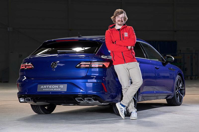 2019 - [Volkswagen] Arteon Shooting Brake - Page 5 F8287d10