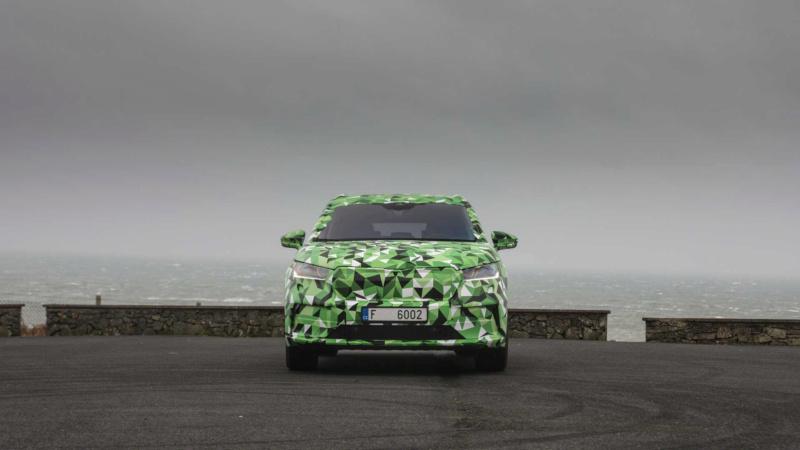 2021 - [Skoda] SUV EV - Page 2 F8350d10
