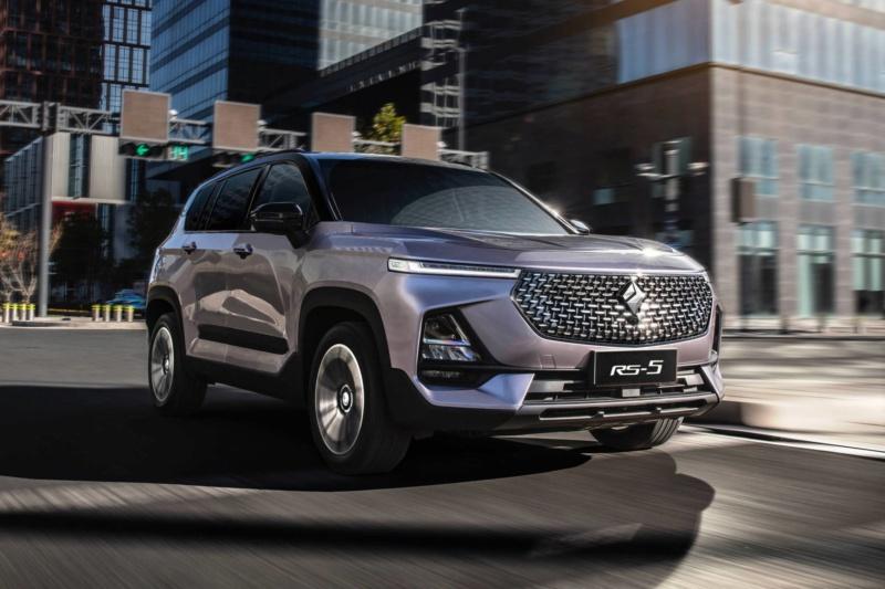 2018 - [Baojun/Wuling/Chevrolet/MG] 530/Almaz/Captiva/Hector F838b610