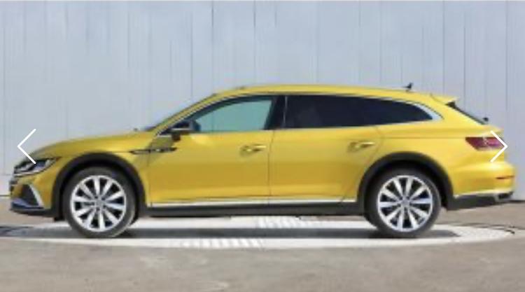 2019 - [Volkswagen] Arteon Shooting Brake - Page 4 F840a710