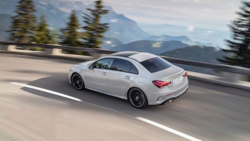 2018 - [Mercedes-Benz] Classe A Sedan - Page 5 F8496610