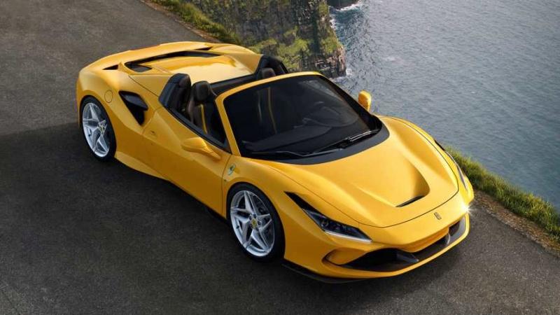 2017 - [Ferrari] 812 Superfast - Page 3 F8853110