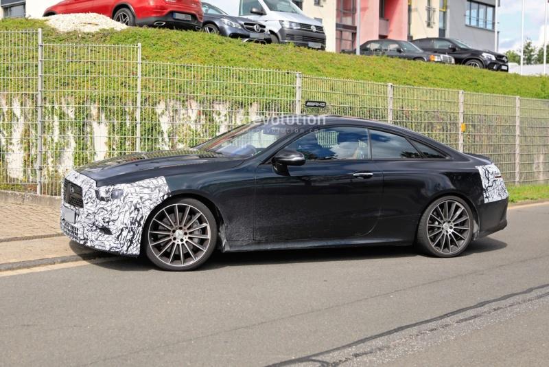 2020 - [Mercedes-Benz] Classe E restylée  - Page 3 F8dc4c10