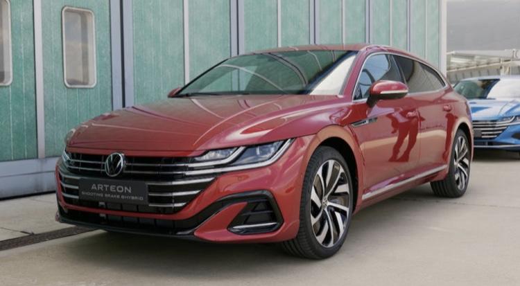 2019 - [Volkswagen] Arteon Shooting Brake - Page 4 F8ed1110