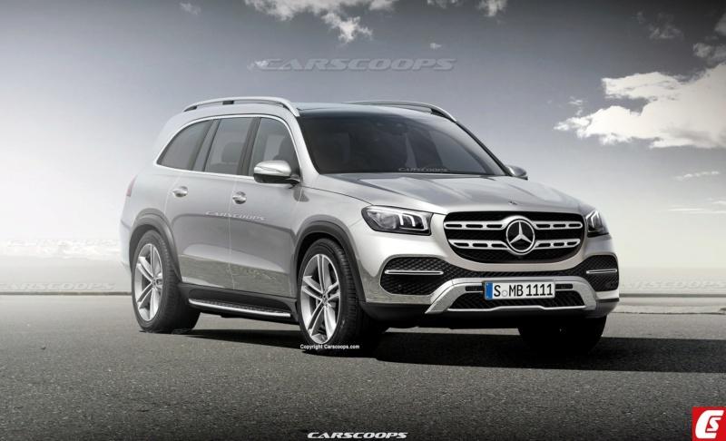 2018 - [Mercedes] GLS II - Page 3 F93bdf10