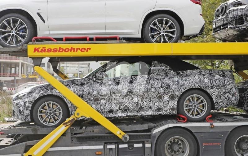 2020 - [BMW] Série 4 Coupé/Cabriolet G23-G22 F97e8e10