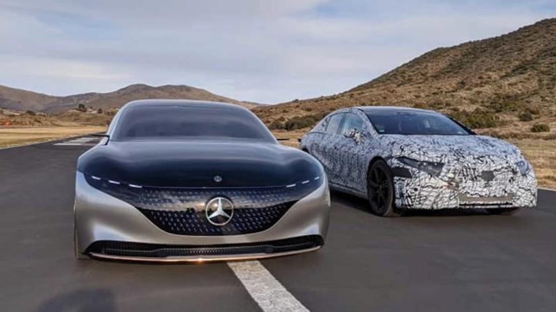2020 - [Mercedes-Benz] EQ S - Page 3 F9a96410