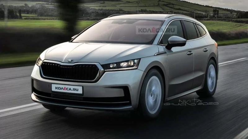 2021 - [Skoda] SUV EV - Page 3 F9aacd10