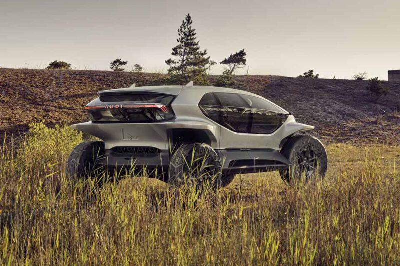 2019 - [Audi] AI:me E-Tron / AI:Trail Quattro - Page 2 F9ab2410